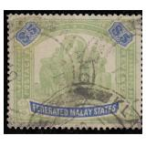 Malaya Stamps #75 Used VF CV $280
