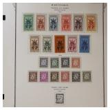 Martinique Stamps Mint LH collection CV $525+