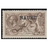 Nauru Stamps #1-15 Mint LH F/VF CV $744.25