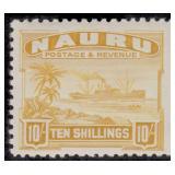 Nauru Stamps #17a-30a Mint NH F/VF CV $253