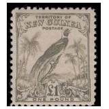 New Guinea Stamps #31-45 Mint LH CV $309.25