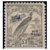 New Guinea Stamps #C28-C43 Mint HR CV $312.30
