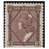 New Zealand Stamps #203-216 Mint NH/HR CV $180