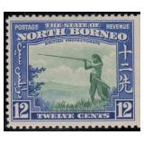 North Borneo Stamps #193-207 Mint LH F/VF CV $711