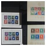 Portugal Stamps Souvenir Sheets x4 CV $510