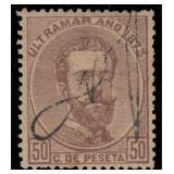 Puerto Rico Stamps #2 Mint LH CV $140