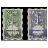 Portugal Stamps #747-748 Mint NH VF CV $297.50