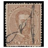 Puerto Rico Stamps #3 Mint LH CV $600