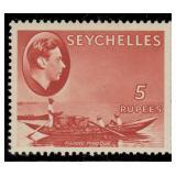 Seychelles Stamps #125-148 Mint LH VF CV $367.90