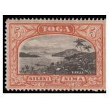 Tonga Stamps #38-52 Mint LH F/VF CV $289.95