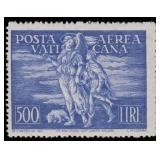 Vatican Stamps #C16-C17 Mint LH Airmails CV $440