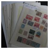 British America Stamps 100+ Eclectic BOB items
