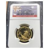 WW Coins 2013-P Australia $50 Kookaburra Gold