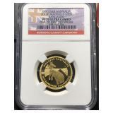 WW Coins 2013-P Australia $50 Kangaroo Gold