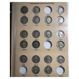 US Coins Washington Quarter Album 1932-2006
