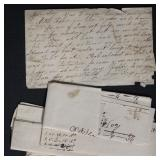 US Documents 1790s-1830s incl Byrd & Skipwith