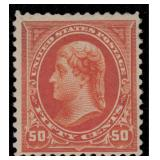 US Stamps #275 Mint RG F/VF CV $240