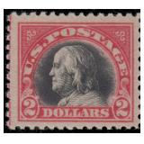 US Stamps #547 Mint LH VF CV $110
