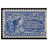 US Stamps #E9 Mint OG PSE cert CV $260