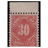 US Stamps #J66 Mint LH XF 90 PSE cert SMQ $125