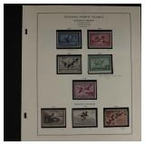 US Stamps #RW1-RW65 Duck Stamp Collection $2500+