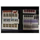 Israel Stamps 5 Albums thousands of Mint Stamps