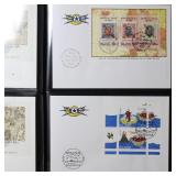 Iceland Stamps First Day Covers CV $100+