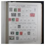 Worldwide Stamps 1941 Shaubek Asia, Africa, S Amer