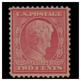 US Stamps #369 Mint VF LH CV $150