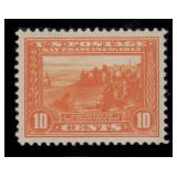 US Stamps #400A Mint VF/XF LH CV $175