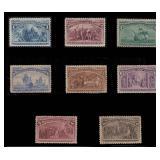 US Stamps #200-237 Mint VF H CV $337