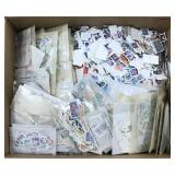 Canada Stamps 15 Pounds Off Paper