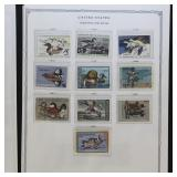 US Stamps Federal Duck Collection RW1+ CV $1000+