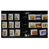 WW Stamps Disney Collection