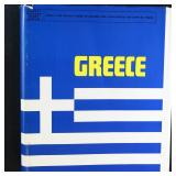 Greece Stamps Used in Scott Specialty to 1964 -