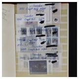Sweden Stamps Mint NH Stockbook CV $750+