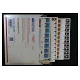US Stamps $310+ Face Value 22-44c