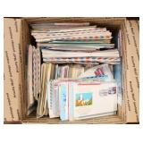 UN Stamps Covers & Postal Cards