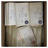 US Stamps Postal Stationery Covers 2000+