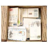 UN Stamps Mint NH Vienna Blocks & FDCS