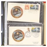 US Stamps Space Covers 90  Apollo Soyez July 1975