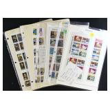France Stamps Mint NH Booklets & Panes CV $250+
