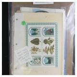 France Stamps Mint NH Souvenir Sheets CV $200+
