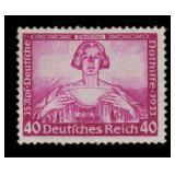 Germany Stamps #B57 Mint Regummed Percival hi-valu