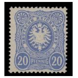 Germany Stamps #42Iba Mint NH CV $200+