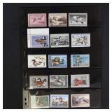 US Stamps Federal Duck Stamps Mint OG