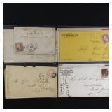 US Stamps Postal History Lot