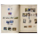 WW Stamps 1000+ Scott International 1970s