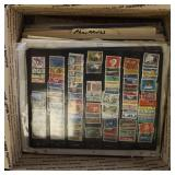 WW Stamps Mint & Used on Pages 1,000+