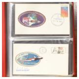 US Stamps Space Covers 100+ Shuttle Columbia